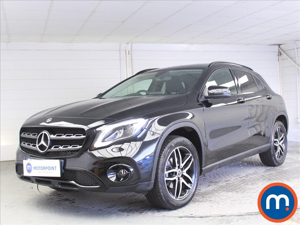 Mercedes-Benz Gla Class Urban Edition - Stock Number 1073530 Passenger side front corner