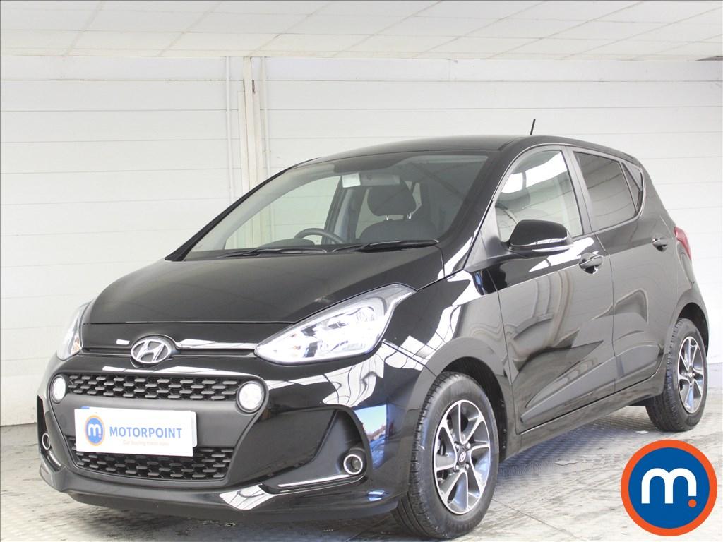 Hyundai I10 Premium - Stock Number 1073550 Passenger side front corner