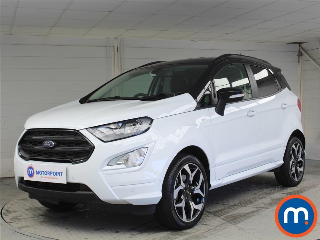 Ford Ecosport ST-Line - Stock Number 1073314 Passenger side front corner