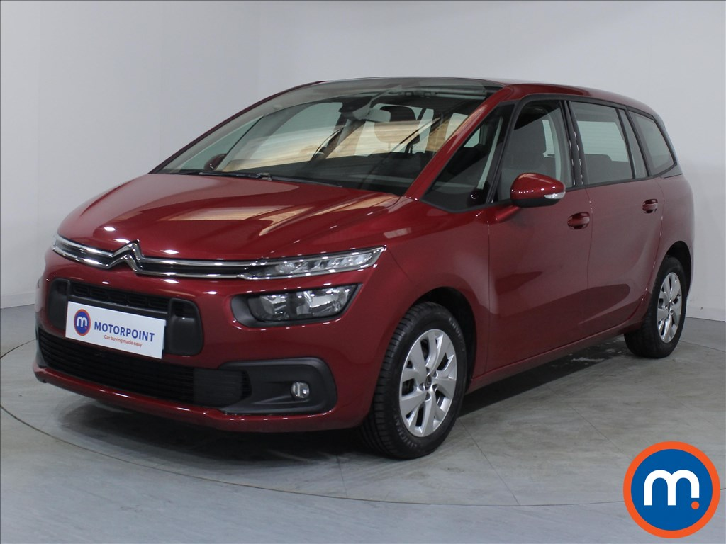 Citroen Grand C4 Spacetourer Touch Edition - Stock Number 1065368 Passenger side front corner
