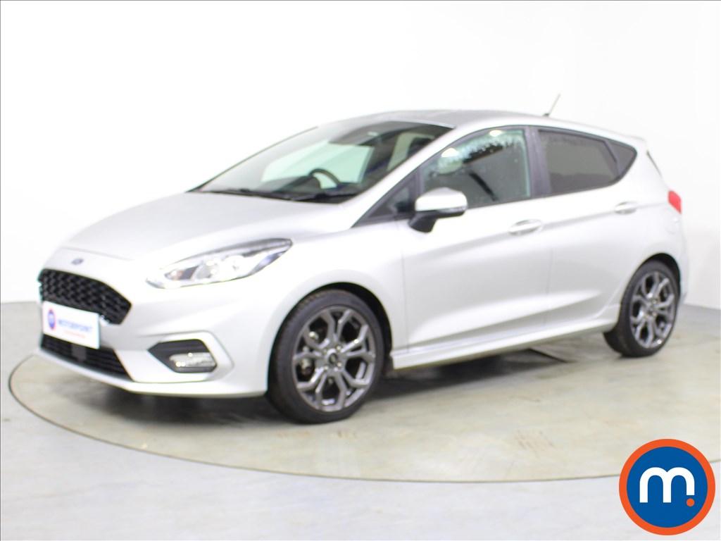 Ford Fiesta ST-Line - Stock Number 1064894 Passenger side front corner