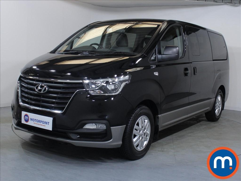 Hyundai I800 SE Nav - Stock Number 1070774 Passenger side front corner