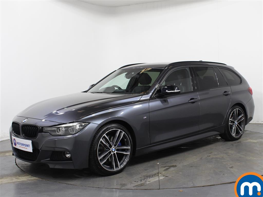 BMW 3 Series M Sport Shadow Edition - Stock Number 1058523 Passenger side front corner