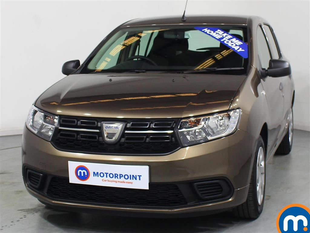 Dacia Sandero Essential - Stock Number 1072778 Passenger side front corner
