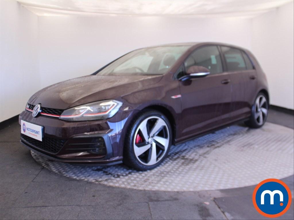 Volkswagen Golf GTI - Stock Number 1071430 Passenger side front corner
