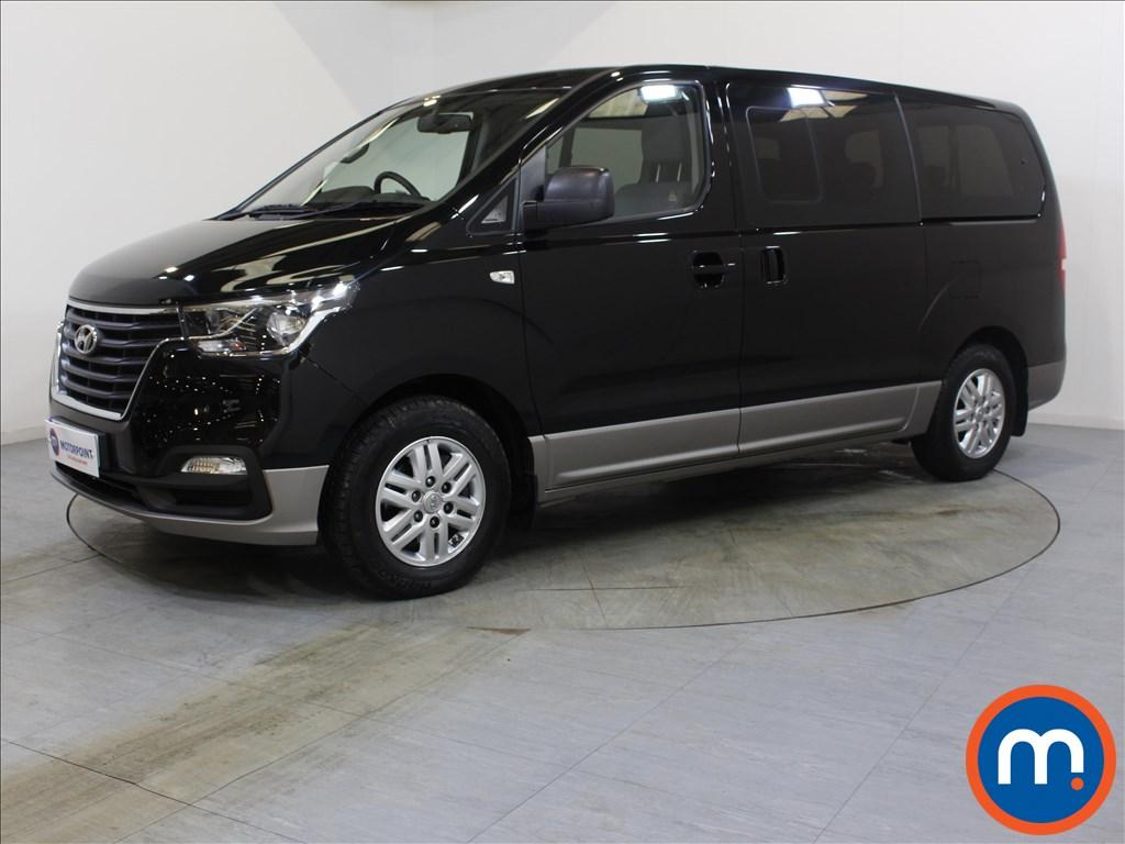 Hyundai I800 SE Nav - Stock Number 1070683 Passenger side front corner