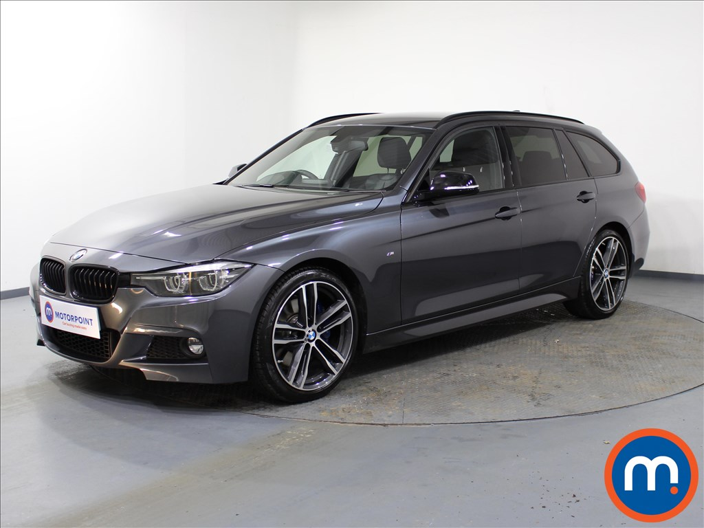 BMW 3 Series M Sport Shadow Edition - Stock Number 1065307 Passenger side front corner