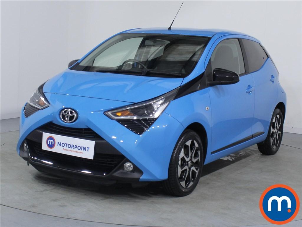 Toyota Aygo X-Trend - Stock Number 1067584 Passenger side front corner