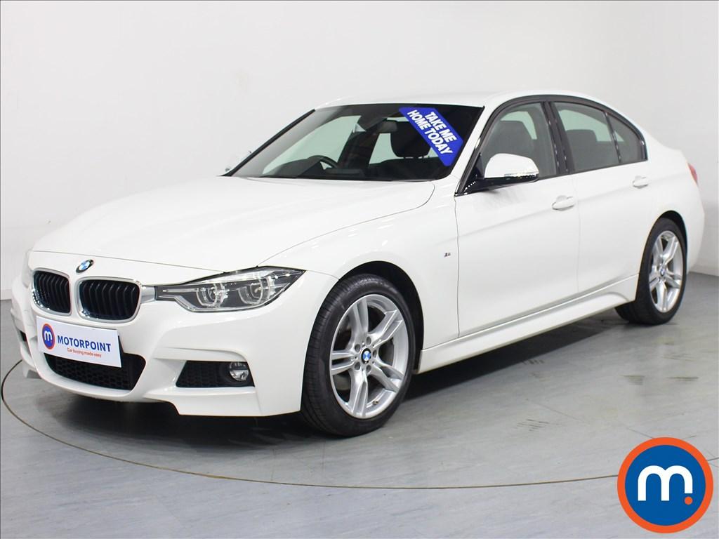 BMW 3 Series M Sport - Stock Number 1072035 Passenger side front corner