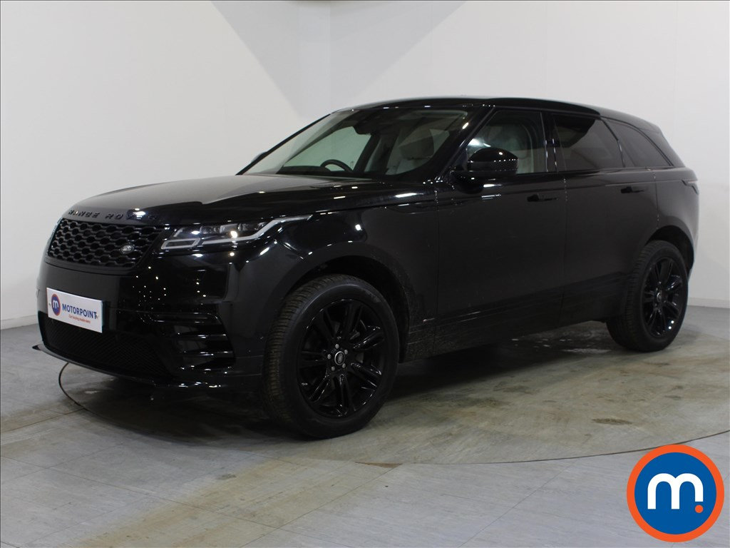 Land Rover Range Rover Velar R-Dynamic SE - Stock Number 1070981 Passenger side front corner