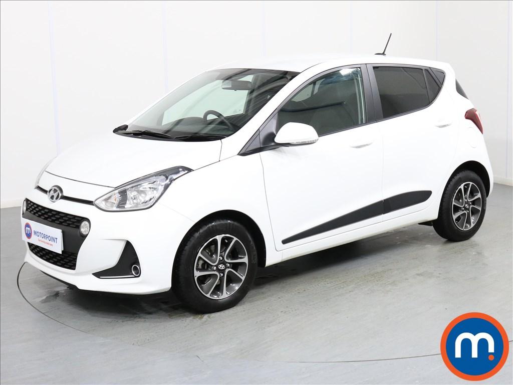 Hyundai I10 Premium - Stock Number 1074004 Passenger side front corner