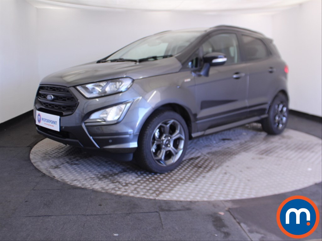 Ford Ecosport ST-Line - Stock Number 1073413 Passenger side front corner