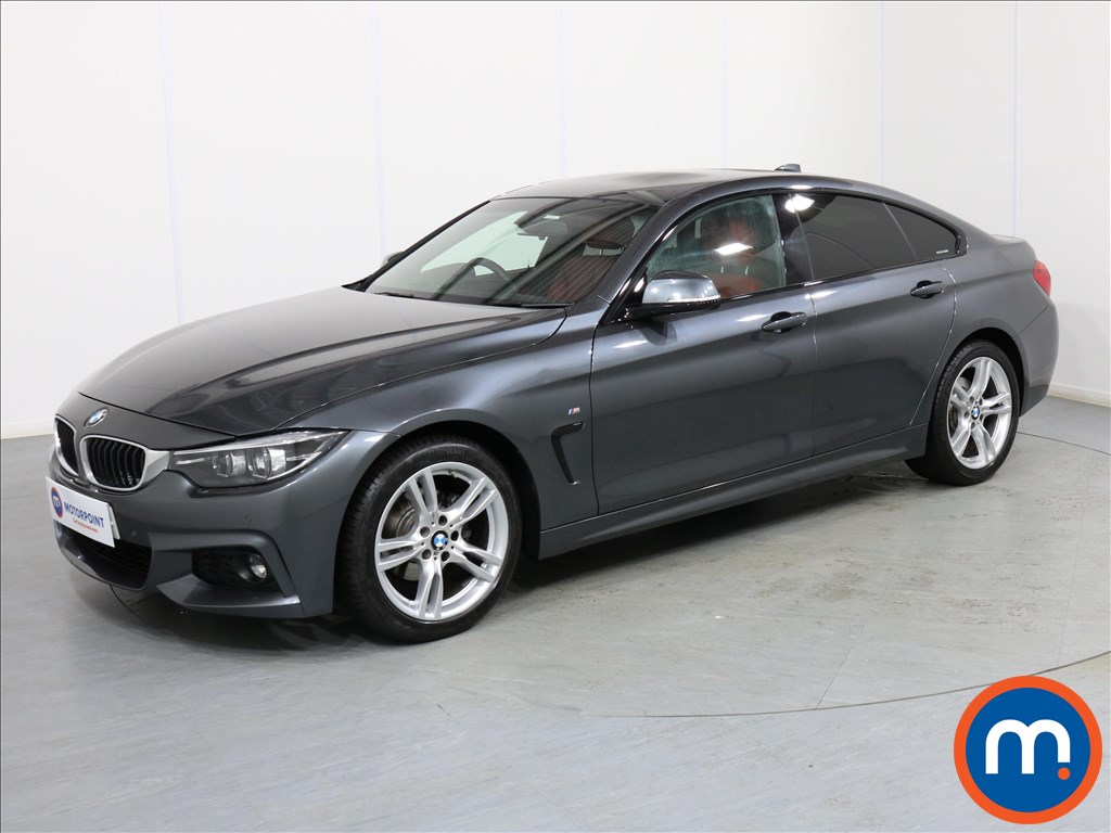 BMW 4 Series M Sport - Stock Number 1074420 Passenger side front corner