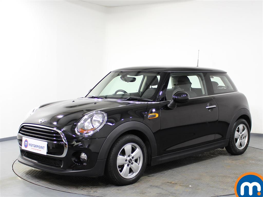 Mini Hatchback Cooper - Stock Number 1072042 Passenger side front corner