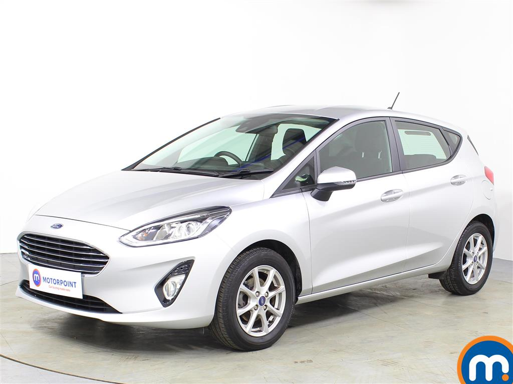 Ford Fiesta Zetec - Stock Number 1071825 Passenger side front corner
