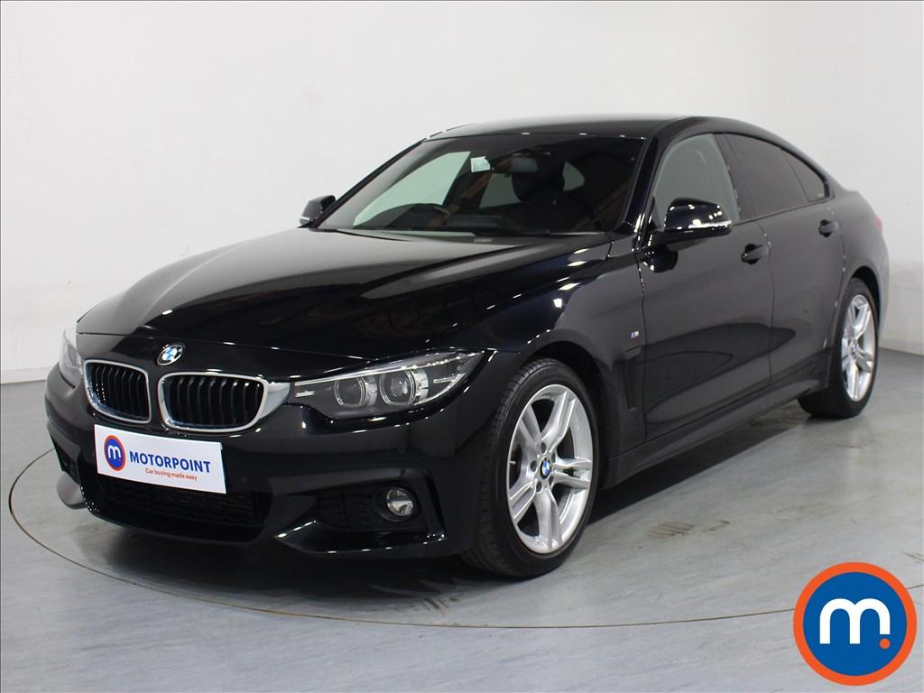 BMW 4 Series M Sport - Stock Number 1072023 Passenger side front corner