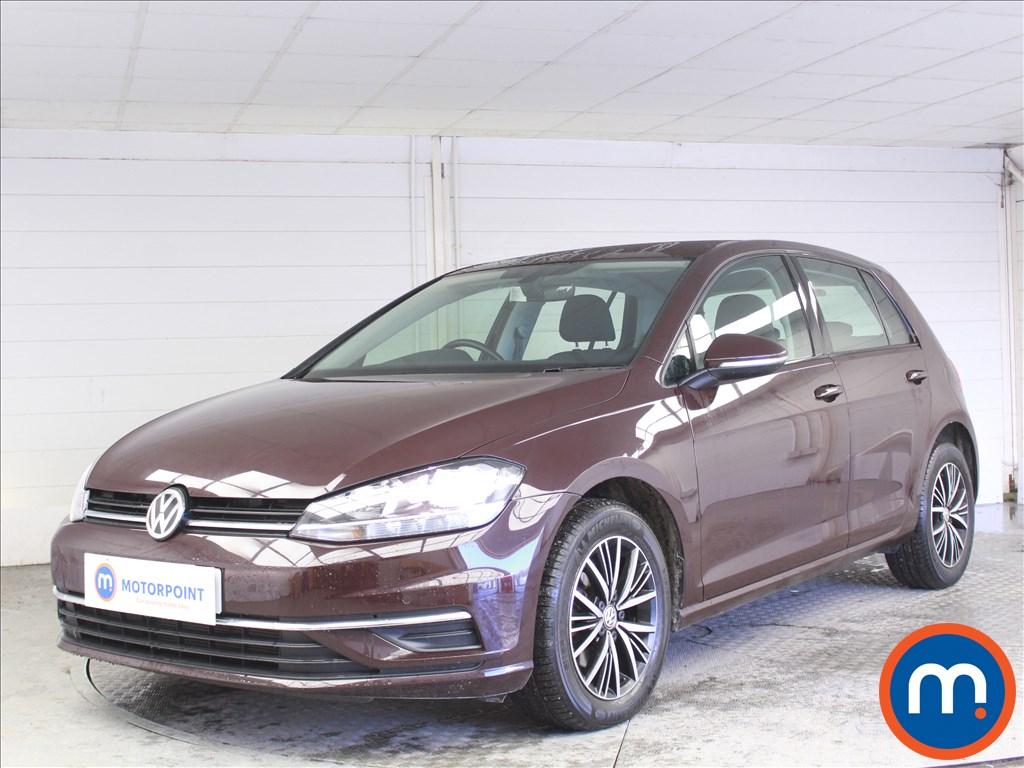 Volkswagen Golf SE - Stock Number 1064211 Passenger side front corner