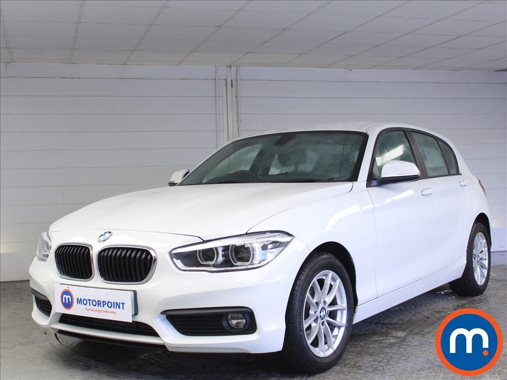 BMW 1 Series SE Business - Stock Number 1060473 Passenger side front corner