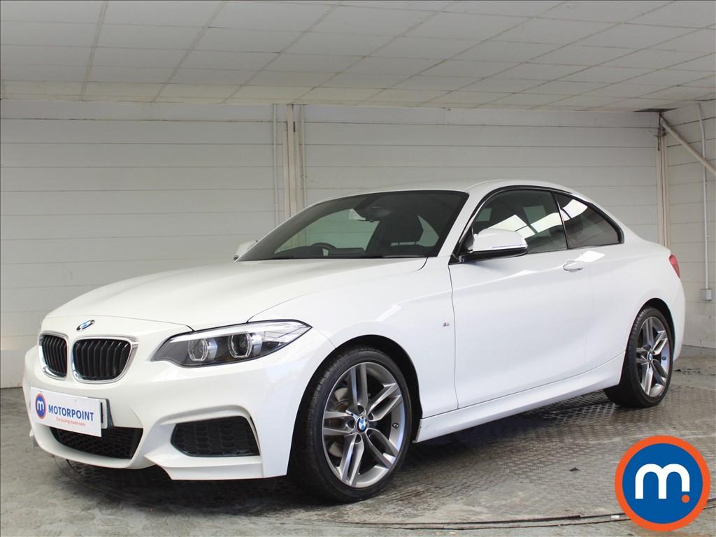 BMW 2 Series M Sport - Stock Number 1073376 Passenger side front corner