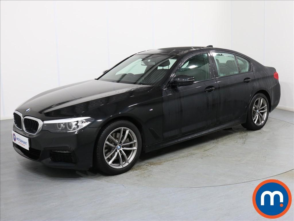 BMW 5 Series M Sport - Stock Number 1071019 Passenger side front corner
