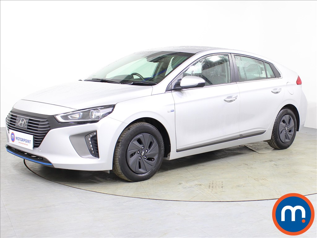 Hyundai Ioniq Premium SE - Stock Number 1067454 Passenger side front corner
