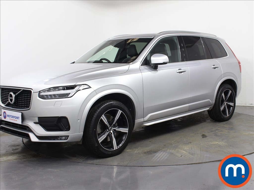 Volvo Xc90 R DESIGN - Stock Number 1072248 Passenger side front corner