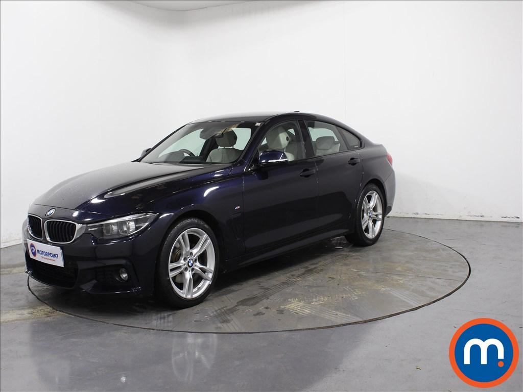 BMW 4 Series M Sport - Stock Number 1065826 Passenger side front corner