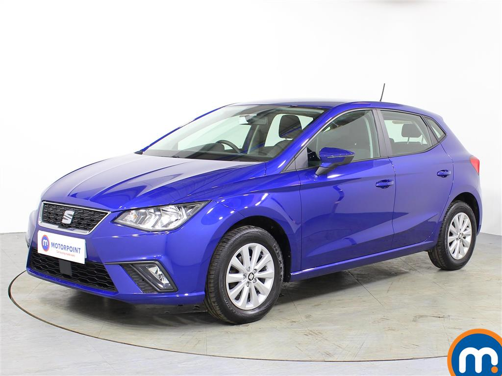 Seat Ibiza SE Technology - Stock Number 1070030 Passenger side front corner
