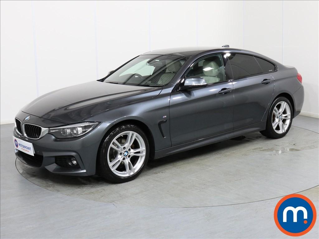 BMW 4 Series M Sport - Stock Number 1074421 Passenger side front corner