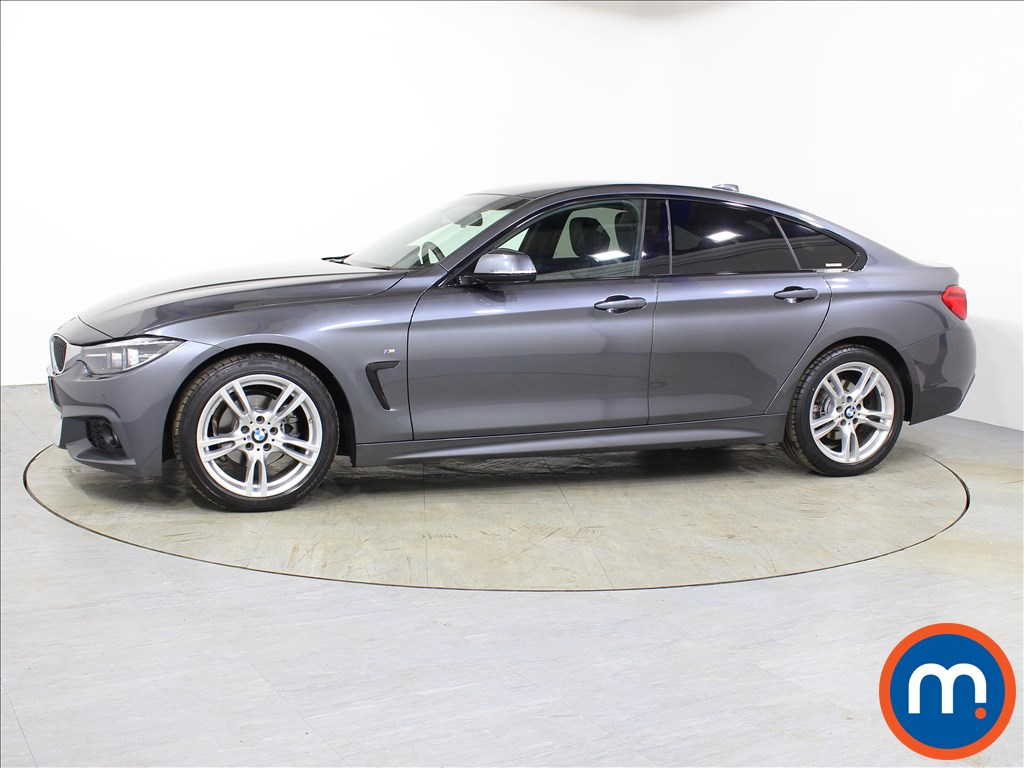 BMW 4 Series M Sport - Stock Number 1072829 Passenger side front corner