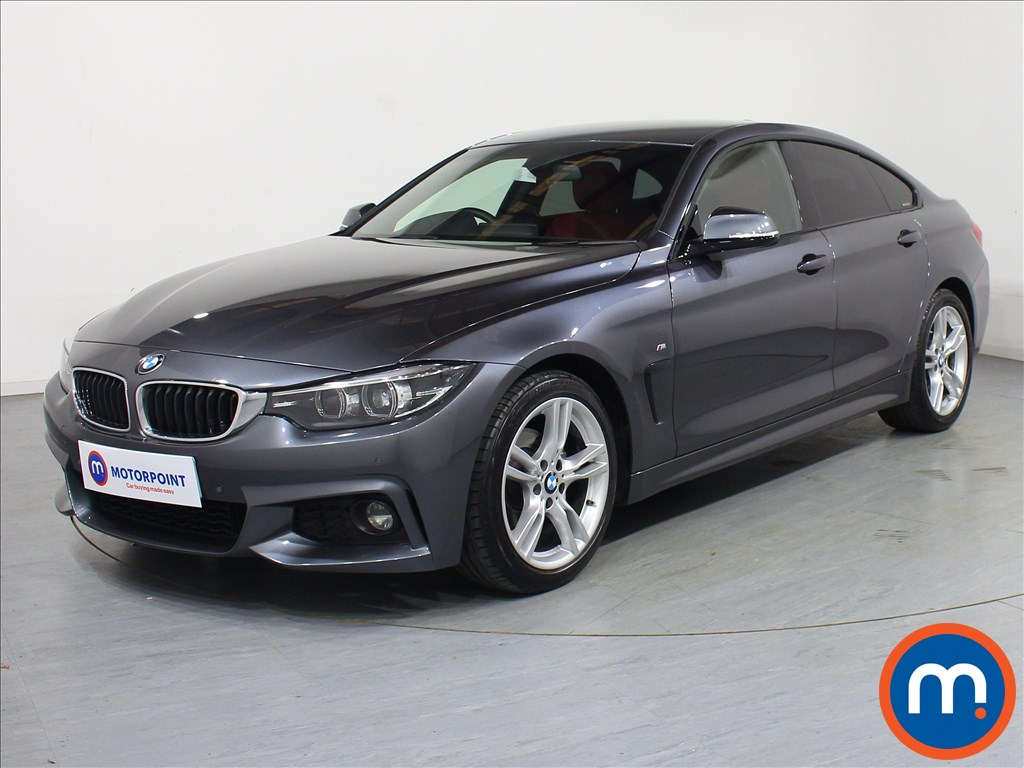 BMW 4 Series M Sport - Stock Number 1074418 Passenger side front corner