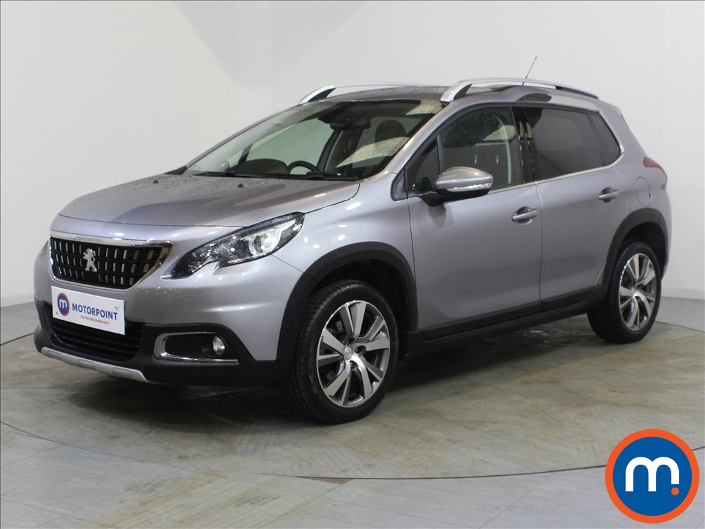 Peugeot 2008 Allure - Stock Number 1071855 Passenger side front corner