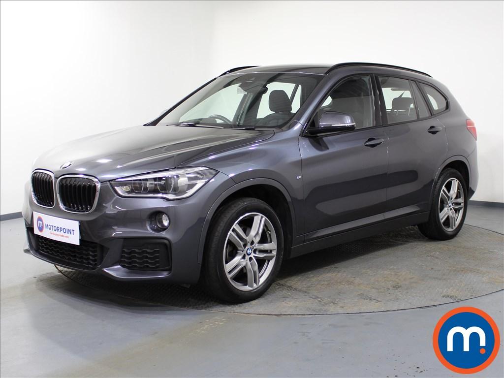 BMW X1 M Sport - Stock Number 1072061 Passenger side front corner
