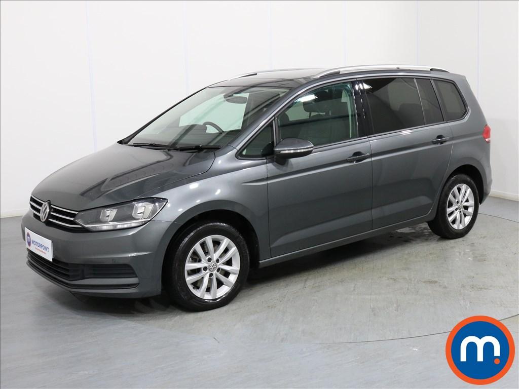 Volkswagen Touran SE Family - Stock Number 1073747 Passenger side front corner