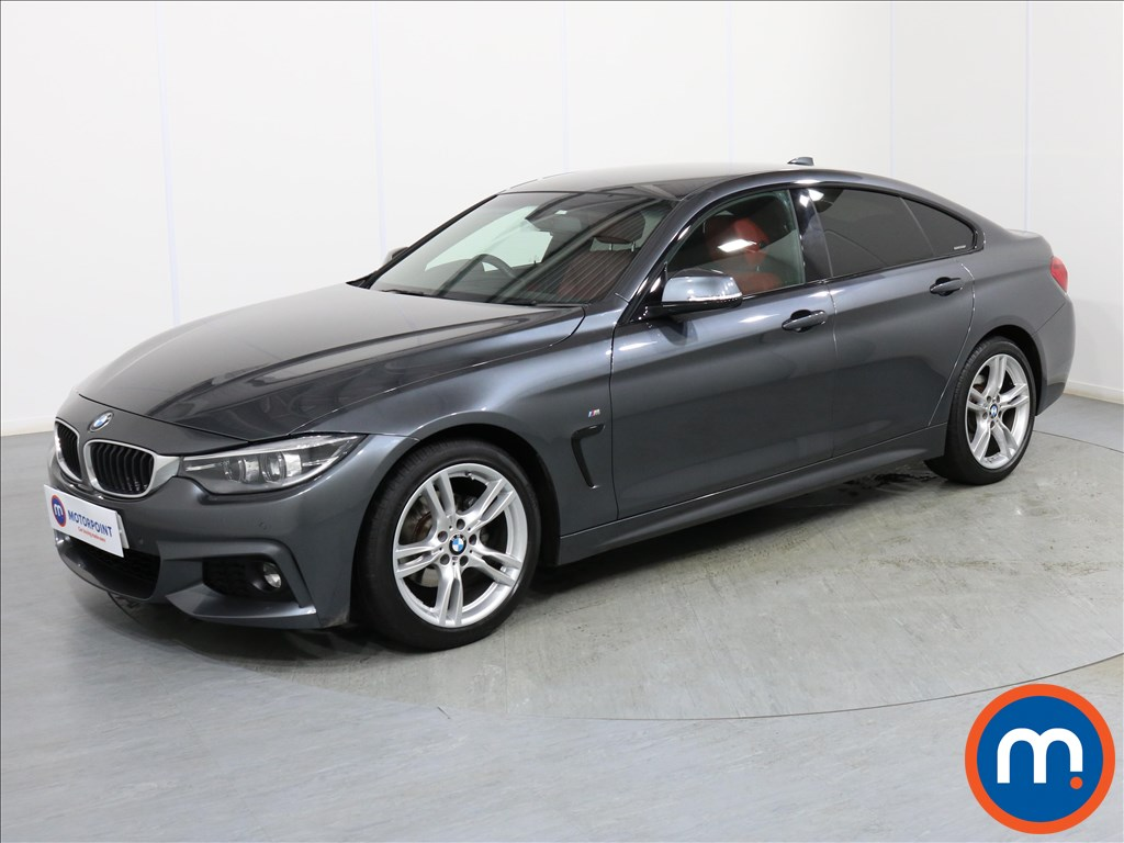 BMW 4 Series M Sport - Stock Number 1074419 Passenger side front corner