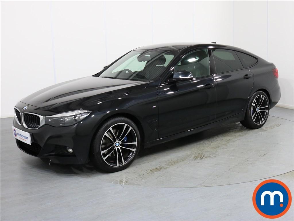 BMW 3 Series M Sport - Stock Number 1074439 Passenger side front corner
