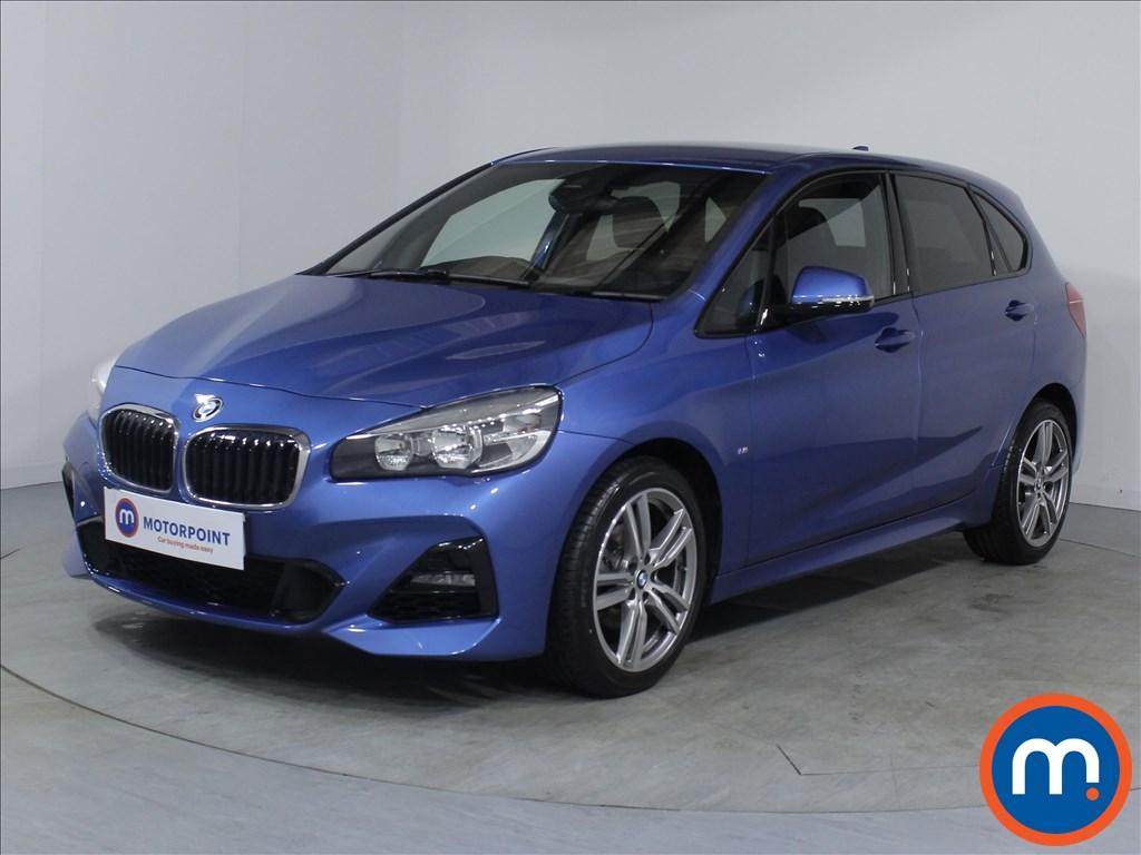 BMW 2 Series M Sport - Stock Number 1068860 Passenger side front corner