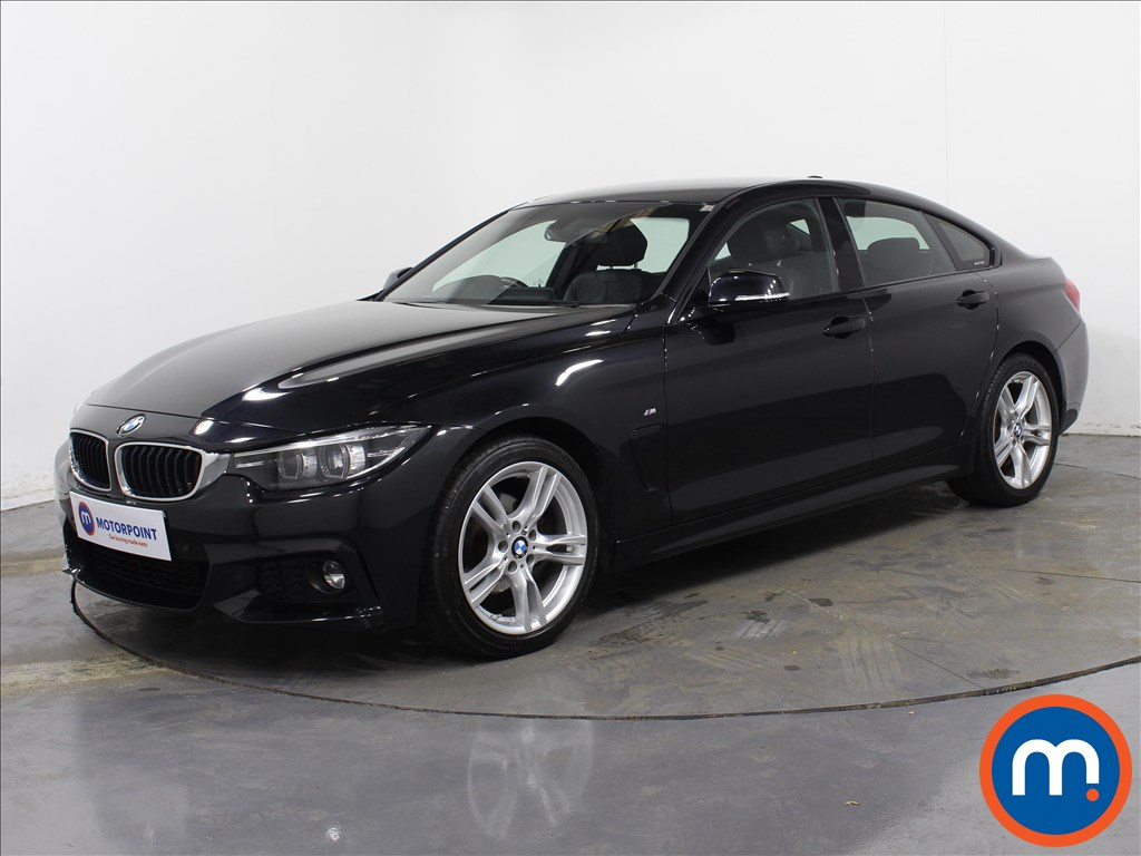 BMW 4 Series M Sport - Stock Number 1061868 Passenger side front corner