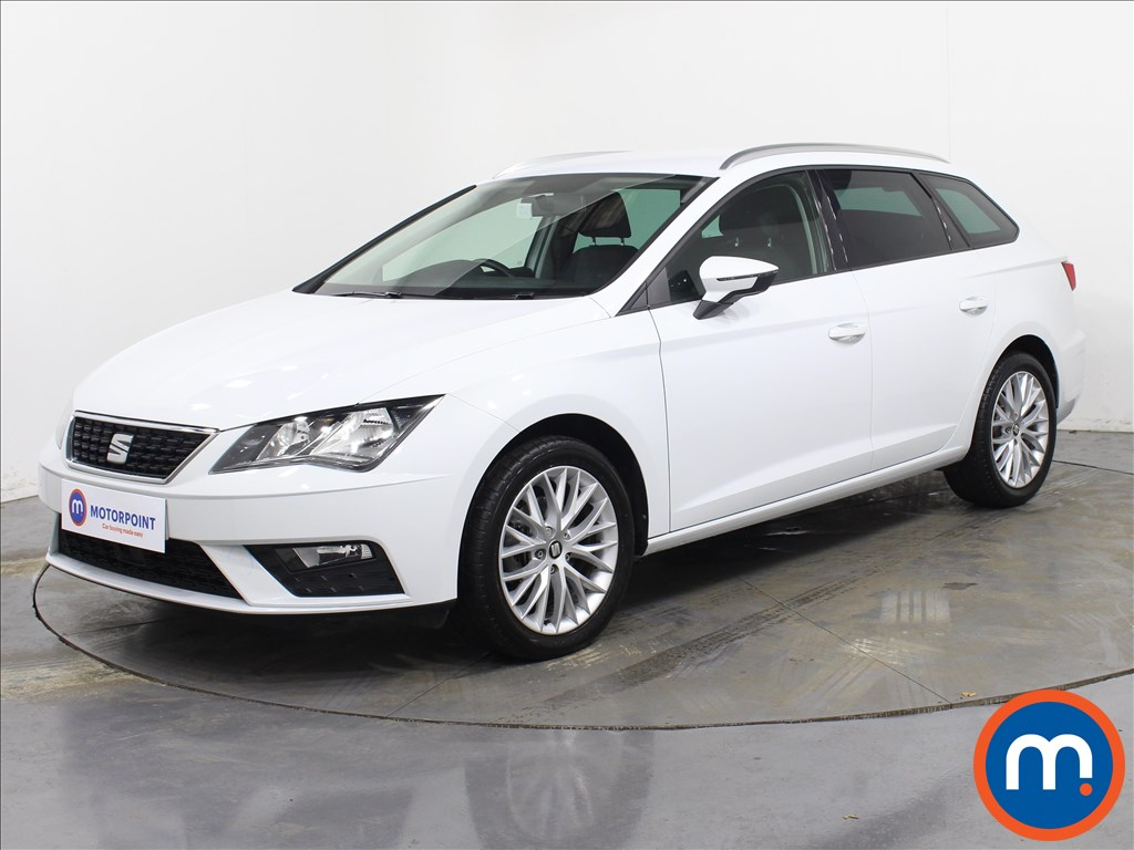 Seat Leon SE Dynamic Technology - Stock Number 1065427 Passenger side front corner