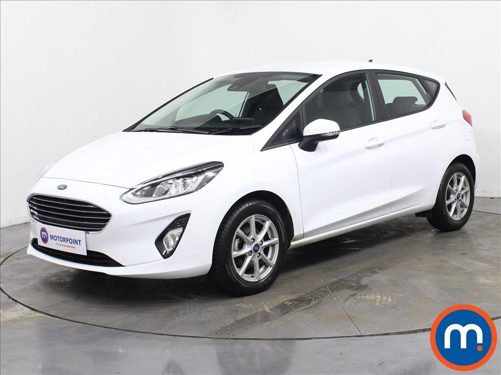 Ford Fiesta Zetec - Stock Number 1063534 Passenger side front corner