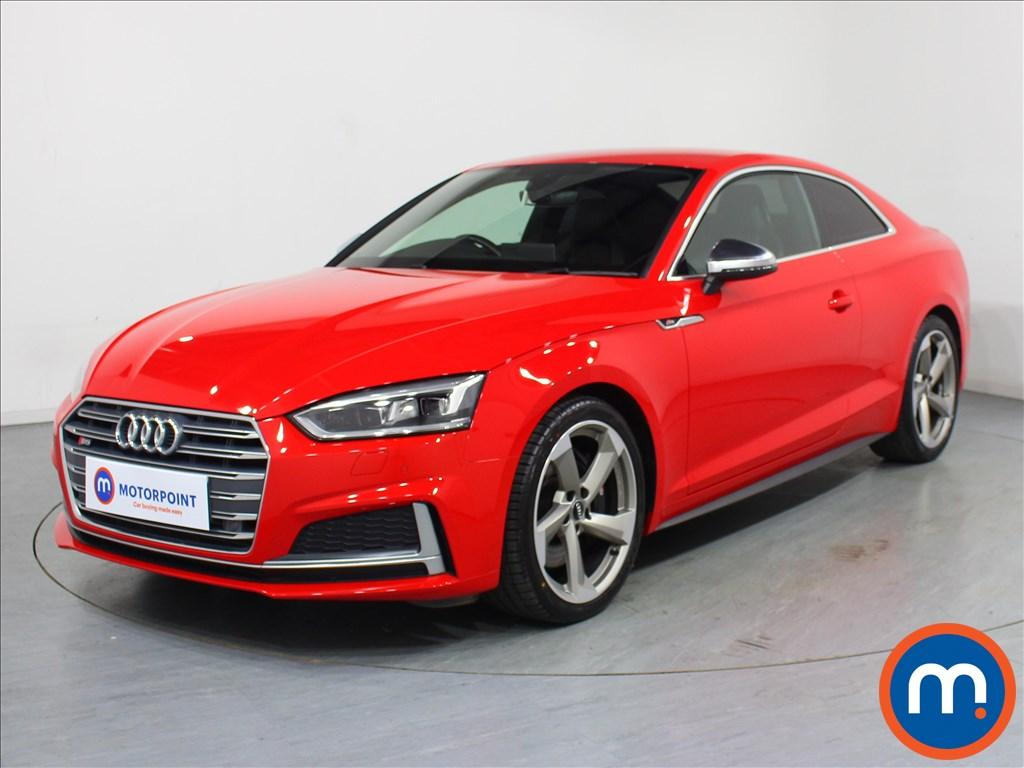 Audi A5 S5 - Stock Number 1072853 Passenger side front corner