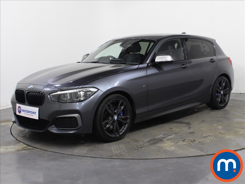 BMW 1 Series M140i Shadow Edition - Stock Number 1069959 Passenger side front corner