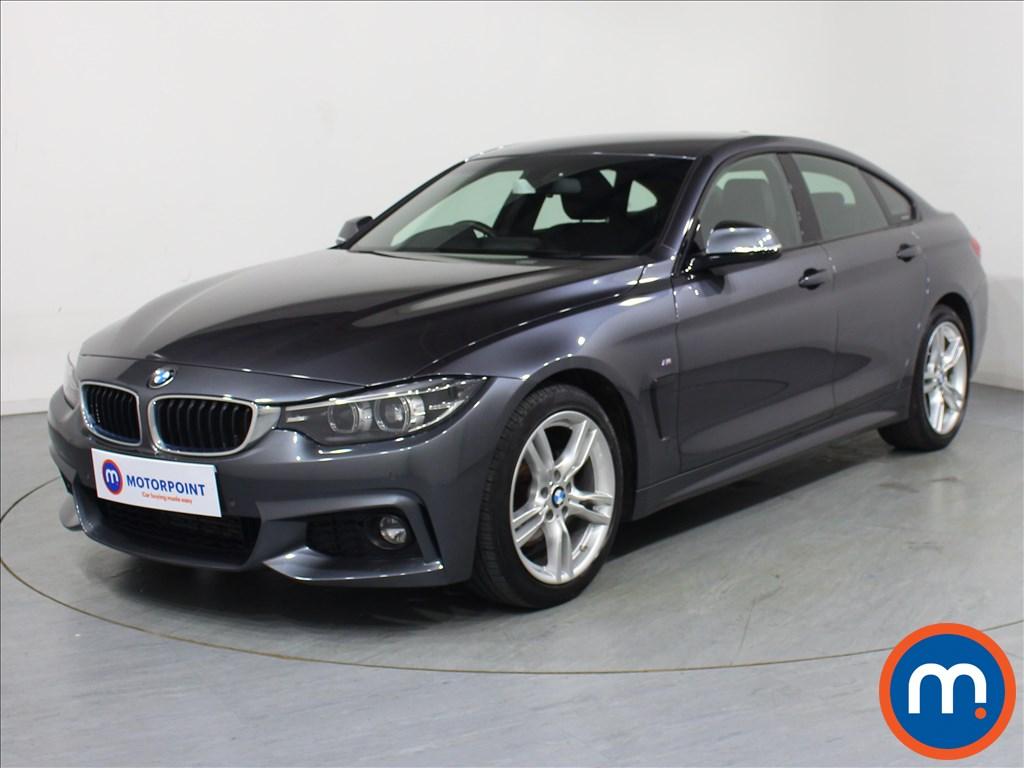 BMW 4 Series M Sport - Stock Number 1073252 Passenger side front corner