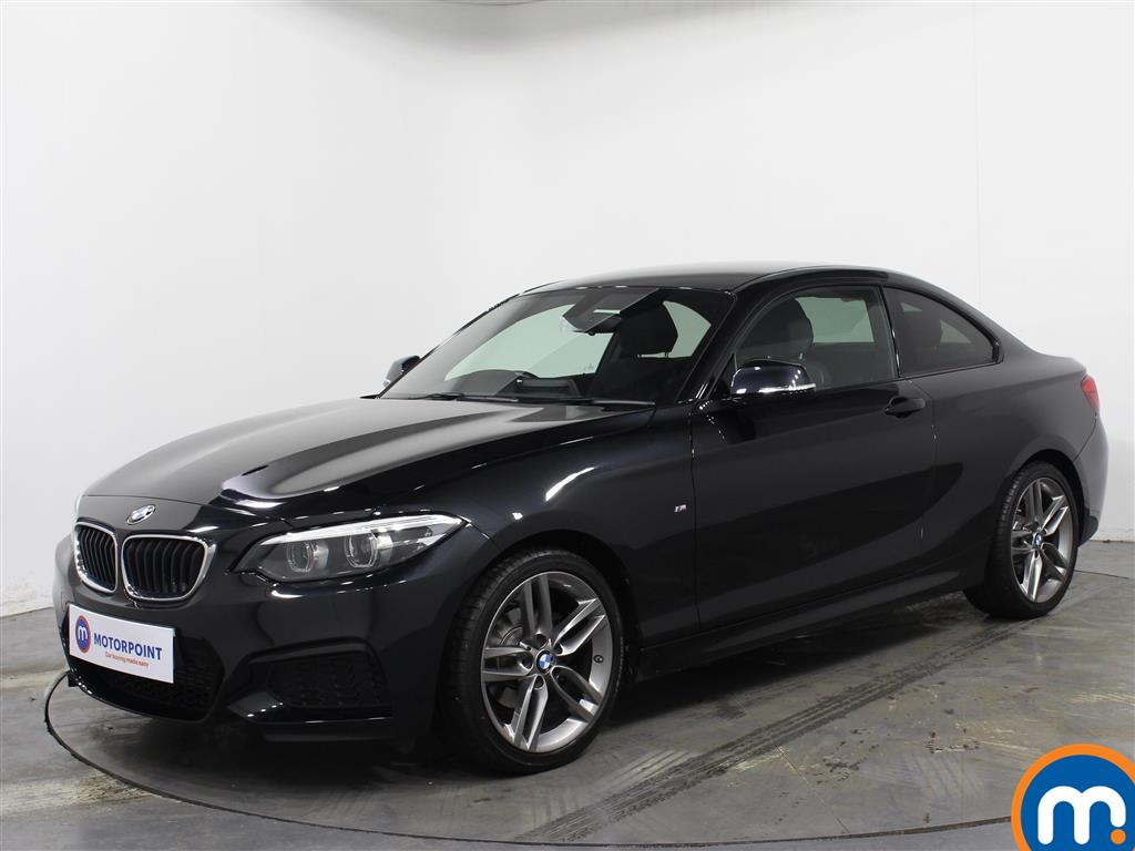 BMW 2 Series M Sport - Stock Number 1072019 Passenger side front corner