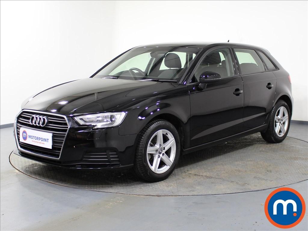 Audi A3 SE Technik - Stock Number 1073852 Passenger side front corner