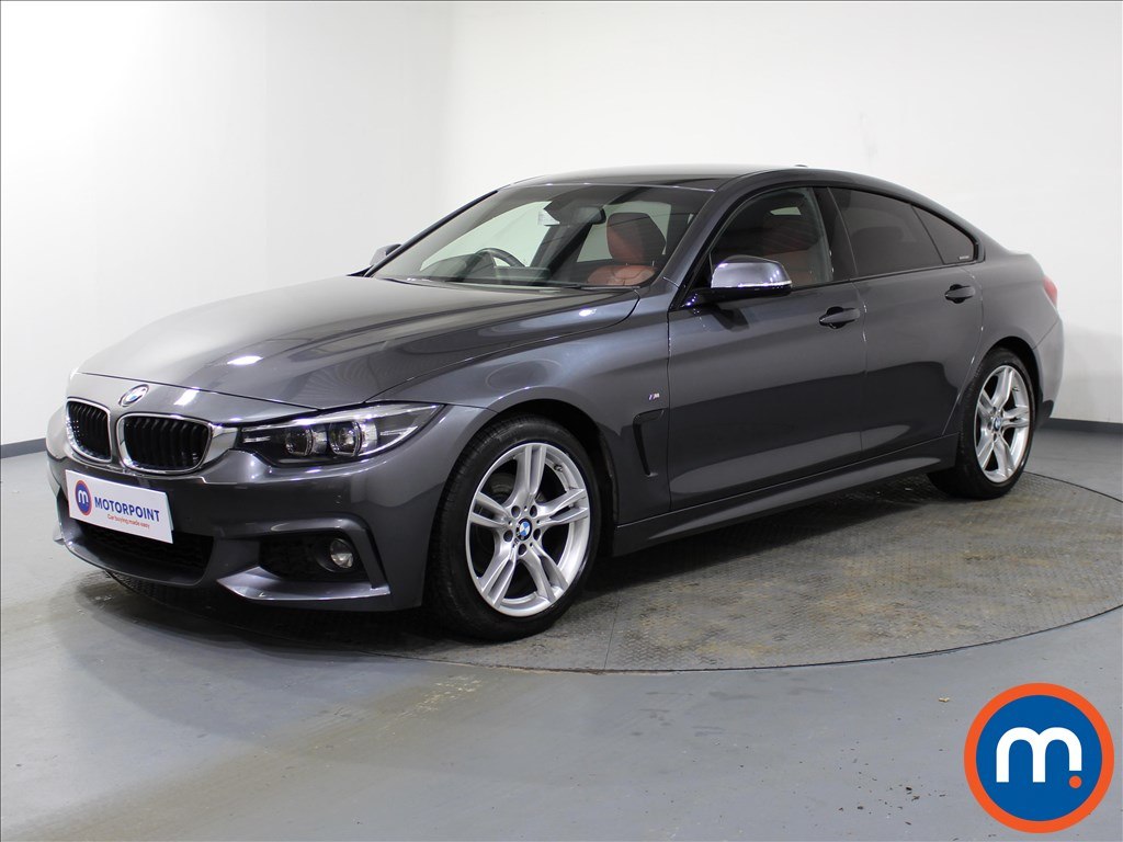 BMW 4 Series M Sport - Stock Number 1074408 Passenger side front corner