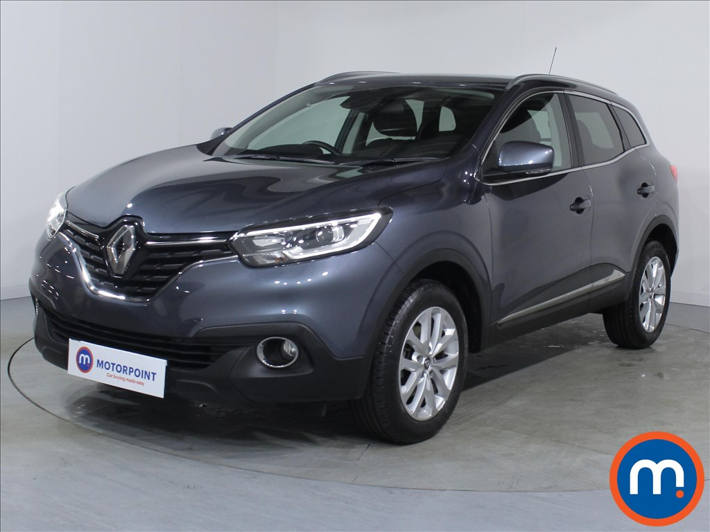 Renault Kadjar Dynamique Nav - Stock Number 1074014 Passenger side front corner