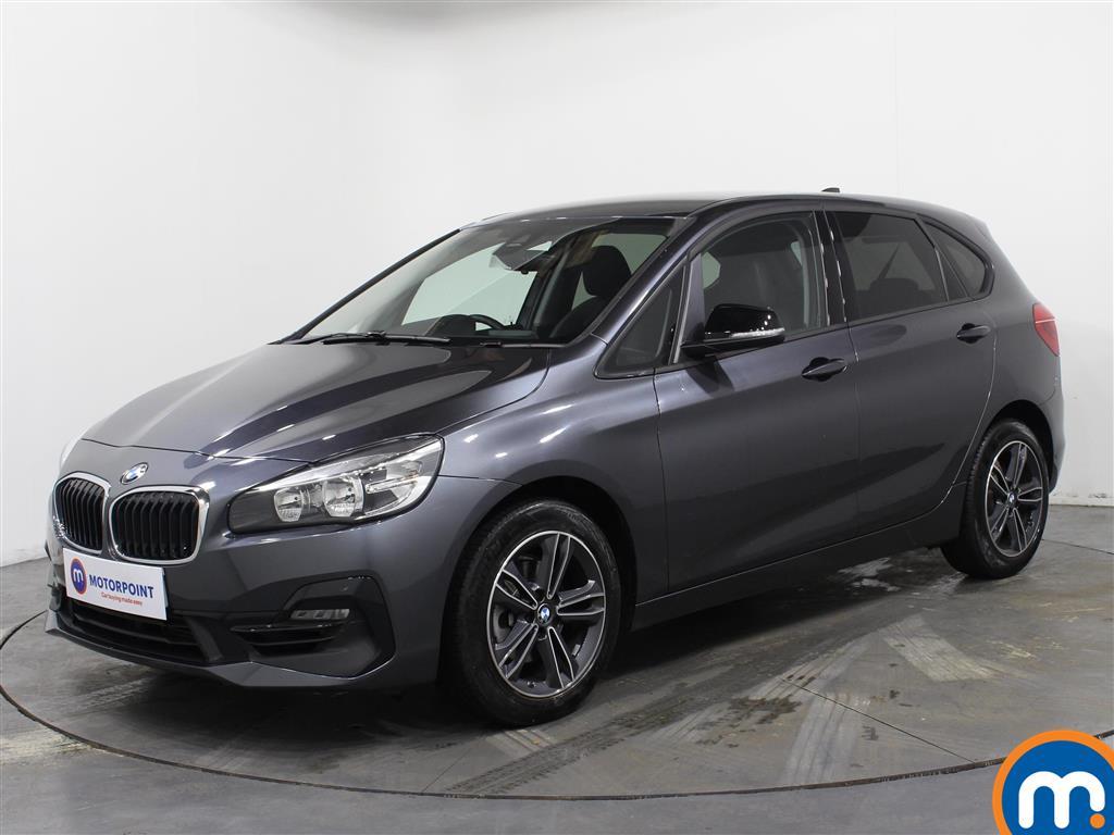 BMW 2 Series Sport - Stock Number 1068817 Passenger side front corner