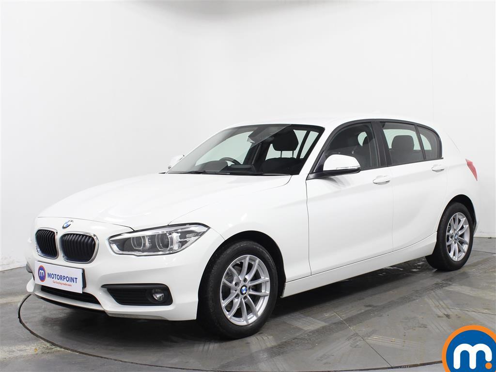 BMW 1 Series SE Business - Stock Number 1071357 Passenger side front corner