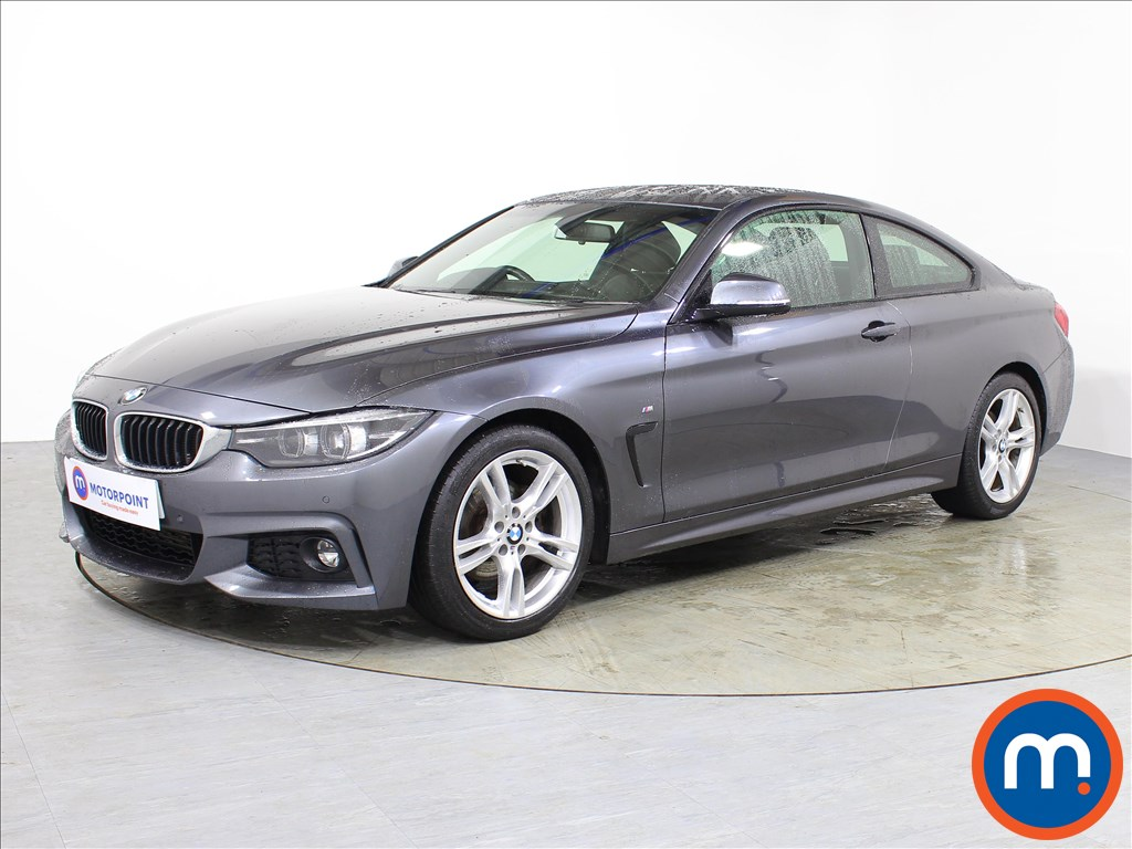 BMW 4 Series M Sport - Stock Number 1068267 Passenger side front corner